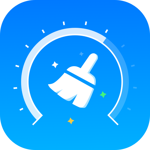 Phone Booster Cache Clean Icon