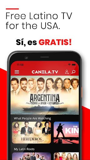 Canela.TV screenshot 1