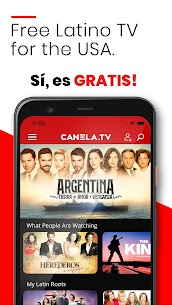 Canela.TV – Free Series and Movies 1