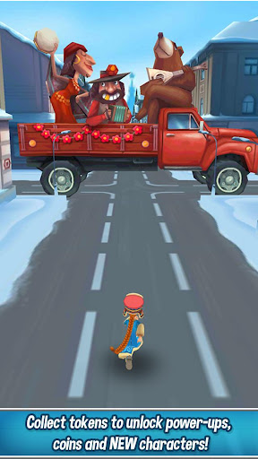 Code Triche Angry Gran Run - Running Game APK MOD screenshots 4