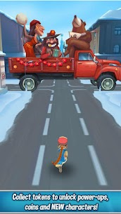 Angry Gran Run MOD 2.5.0 (Unlimited Coins) 4