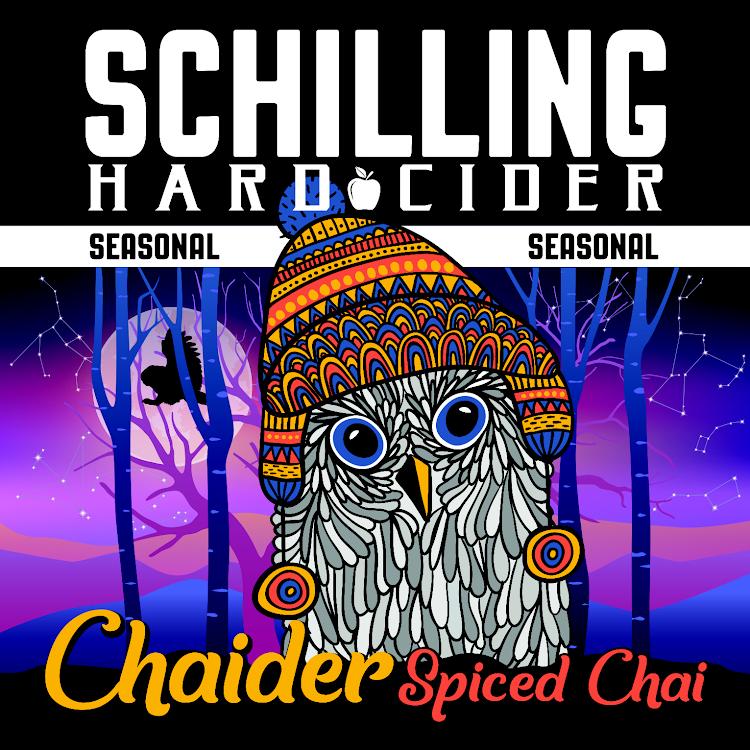 Logo of Schilling Cider - Chaider (Chai Spiced)