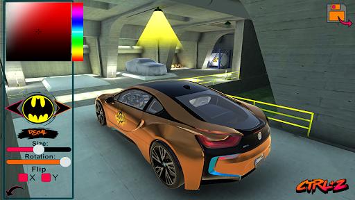 Télécharger i8 Drift Simulator 2  APK MOD (Astuce) screenshots 5