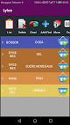 Lyloo, liste de courses screenshot - 2