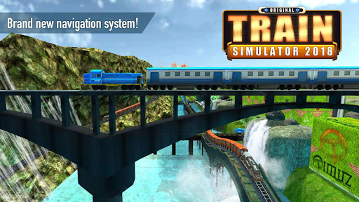 Train Simulator 2018 - Original  gameplay | by HackJr.Pw 8
