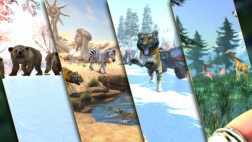 Wild Animal Hunting 2020: Hunting Games Offline  screenshots 12