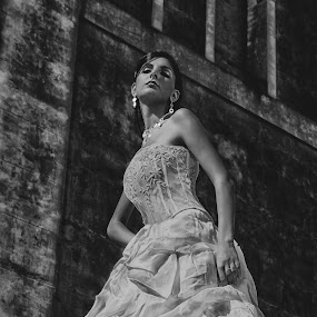 Sara Wedding by Daniele Salamone - Wedding Bride ( fashion, girl, woman, wedding, bride )