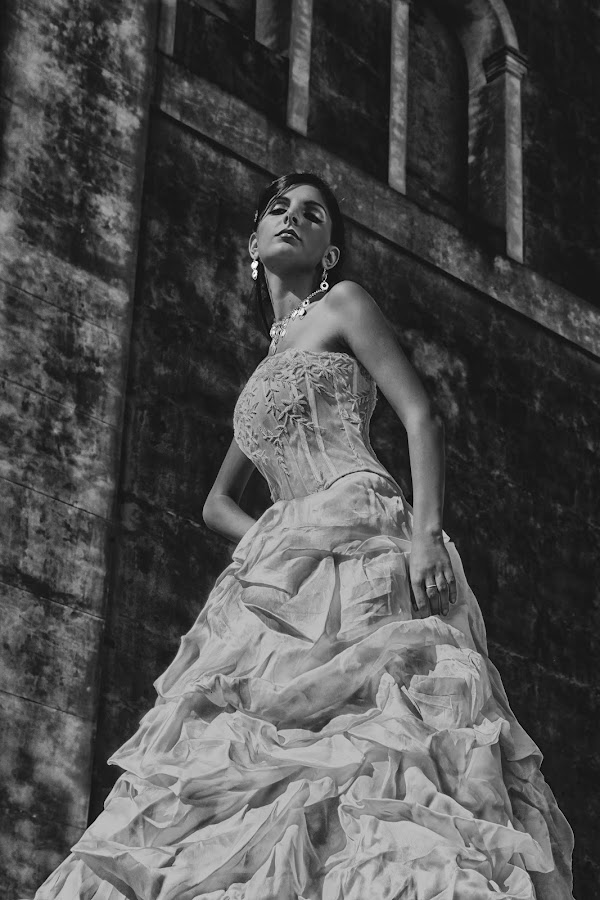 Sara Wedding by Daniele Salamone - Wedding Bride ( fashion, girl, woman, wedding, bride )