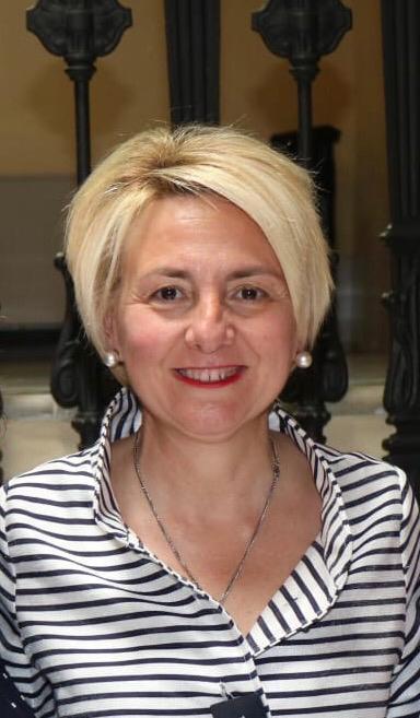 Eloísa Cabrera, delegada territorial de Cultura.