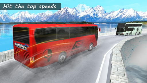 Bus Racing - Hill Climb 2.1 gameplay | by HackJr.Pw 4