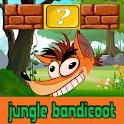 Junggle crash adventure world icon