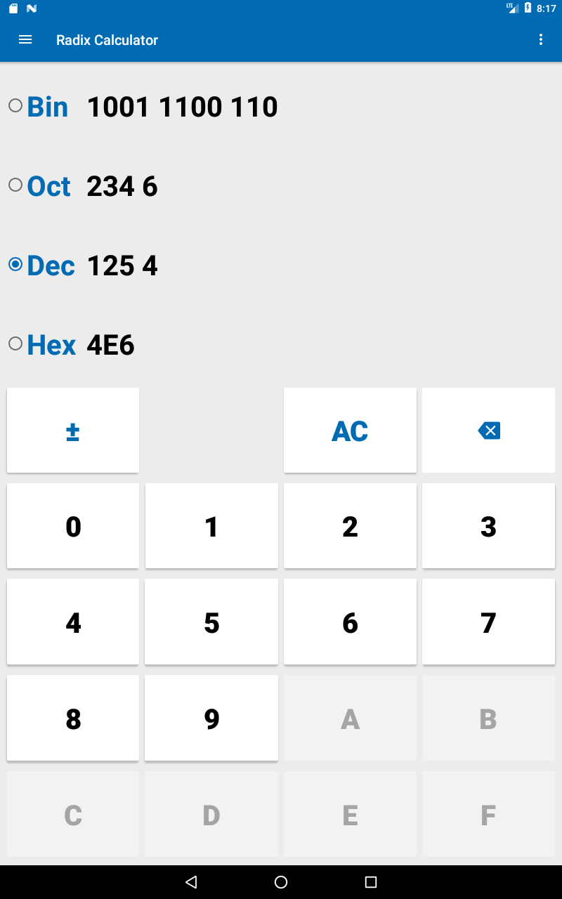 NT Calculator - Extensive Calculator Pro Screenshot 8