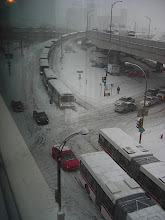 Photo: First heavy snow fall