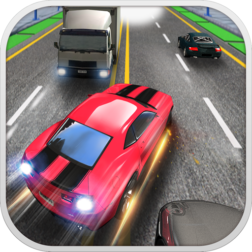 Car Racing - Turbo Rush Racing