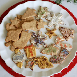 Whole Wheat Sugar Cookies For Christmas Recipes
