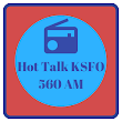 Hot Talk KSFO 560 AM Radio Station California icon