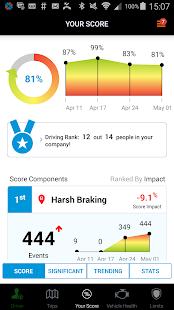 Mobil Trackr - náhled