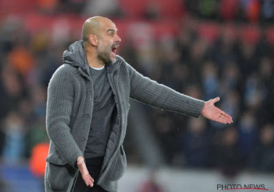 Pep Guardiola reste positif après la défaite à Tottenham