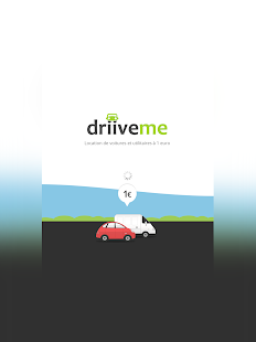 DriiveMe- screenshot thumbnail
