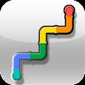Drain - pipe puzzle icon