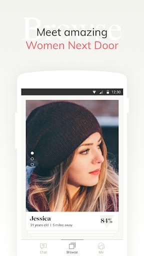 Zoe: Lesbian Dating & Chat 1.5.2 screenshots 1
