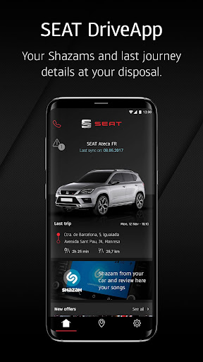 SEAT DriveApp  screenshots 4