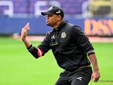 Anderlecht-middenvelder Josh Cullen laat zich lovend uit over zijn coach Vincent Kompany