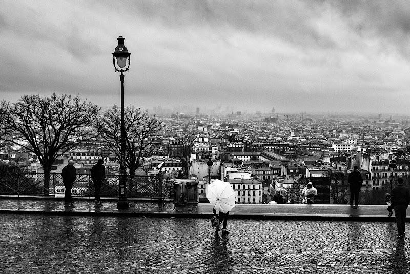 Un giorno di pioggia a Montmartre di Jackass1991