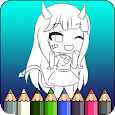 Coloring Book Of Gacha Life 2020