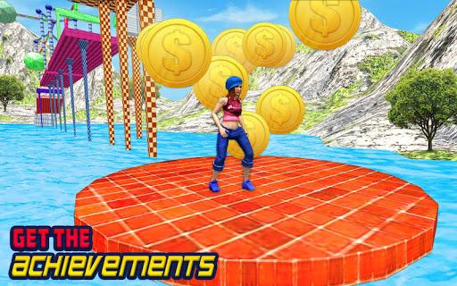 New Water Stuntman Run 2020: Water Park Free Games  screenshots 18