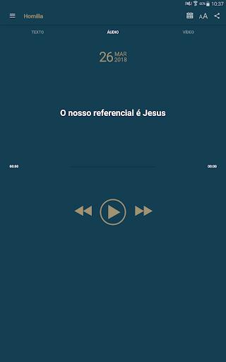 Liturgia Diária - Canção Nova 3.0.2 screenshots 11