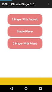 Download D-Soft Classic Bingo 5x5 For PC Windows and Mac apk screenshot 1