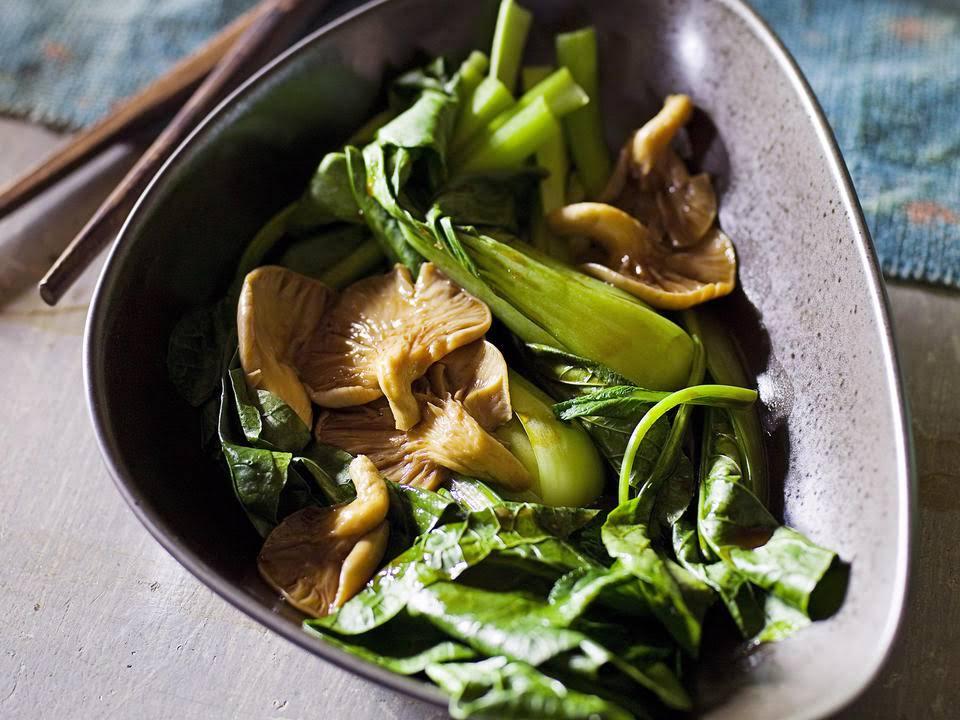 10 Best Healthy Steamed Mushrooms Recipes
