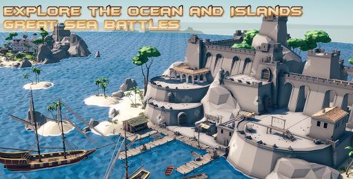 Sea of Bandits: Pirates conquer the caribbean apklade screenshots 1