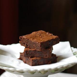 Special Fudgy Brownies.