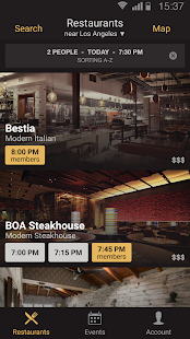 Table8 Restaurant Reservations- screenshot thumbnail