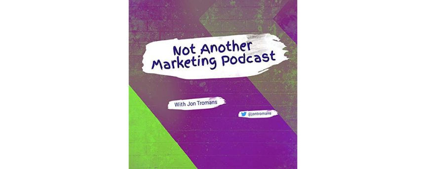 Not Another Marketing Podcasts logo