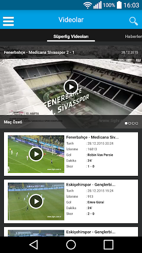 GollerCepte Canlu0131 Skor 7.0.9 screenshots 3