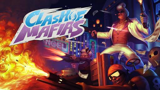 Clash of Mafias screenshot 6