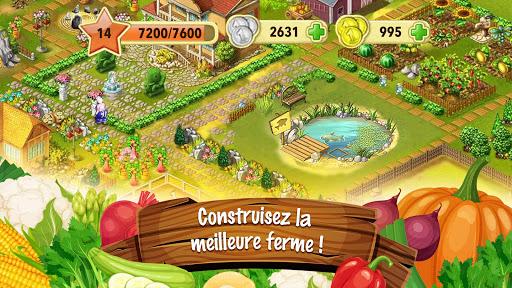 Télécharger Gratuit La ferme Jane: construis la petite ville APK MOD (Astuce) screenshots 1