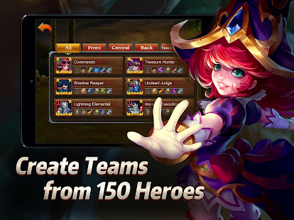Game Heroes Charge APK for Windows Phone