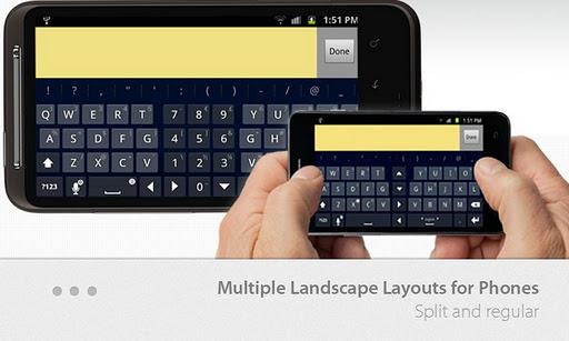 Thumb Keyboard cheat hacks