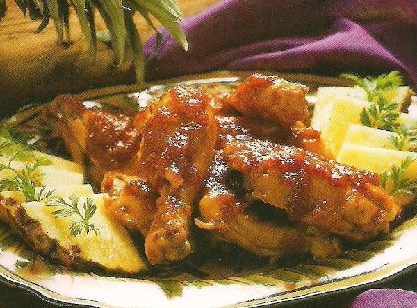 Chicken With Pineapple (pollo Con Pina) Recipe