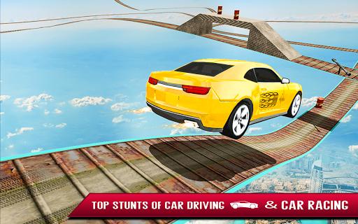 Impossible Track Racing 3D - Stunt Car Race Games screenshots 1