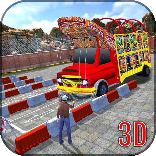 Heavy Truck Legend Parking 3D