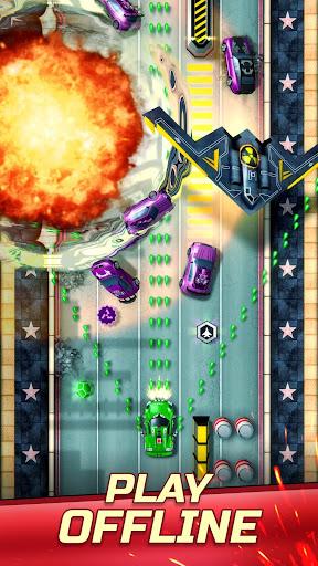 Chaos Road: Combat Racing  screenshots 2