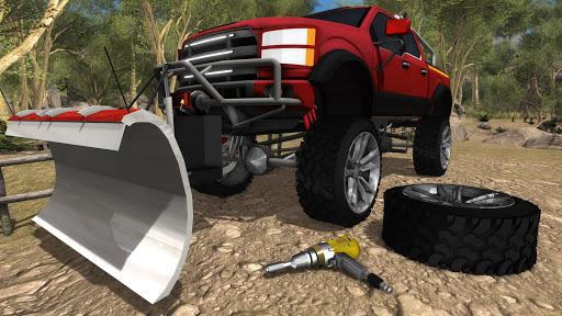Fix My Truck: Offroad Pickup Mechanic! LITE 36.0 Mod screenshots 3