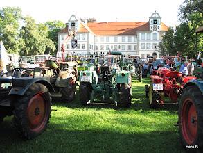 Photo: Traktoren... Hunderte aus nah und fern