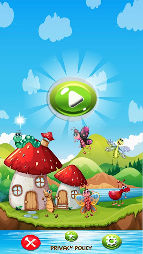 ant smasher games  – bug smasher games for kids. screenshot 1