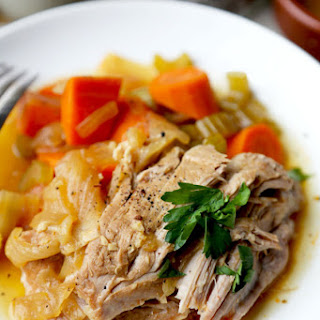Crock Pot Pork Tenderloin.